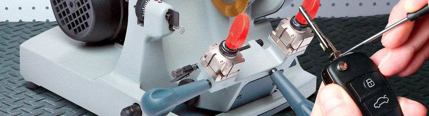 Key Cutting Machines & Programmers