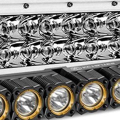 KC HiLites® Flex Series LED Light Bar