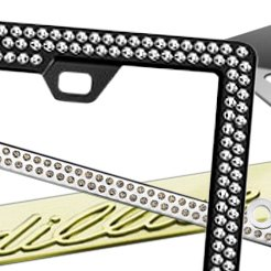 License 2 Bling Graphic Series Vip Frame