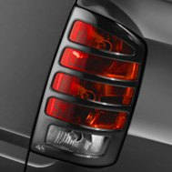 GMC Tail Light Covers