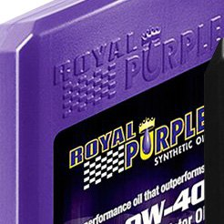 Royal Purple® - High Performance Motor Oil