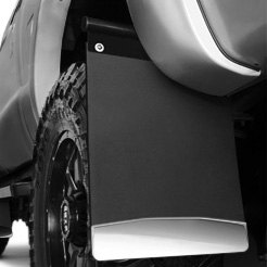 Removable Pivoting Mud Flap