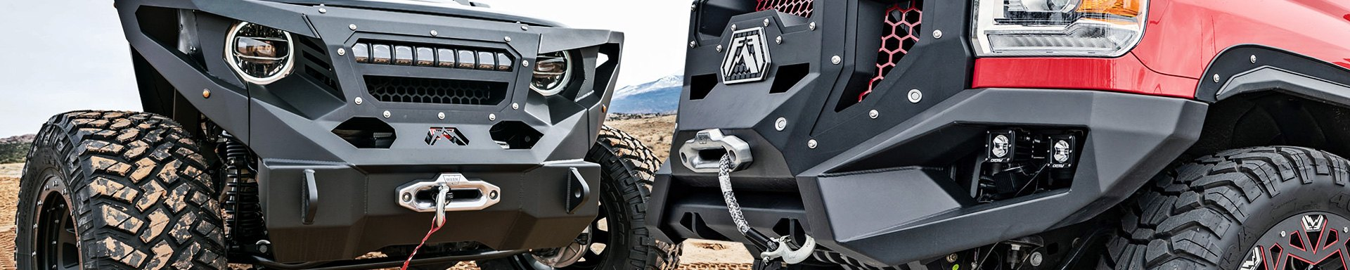 Off-Road Bumpers