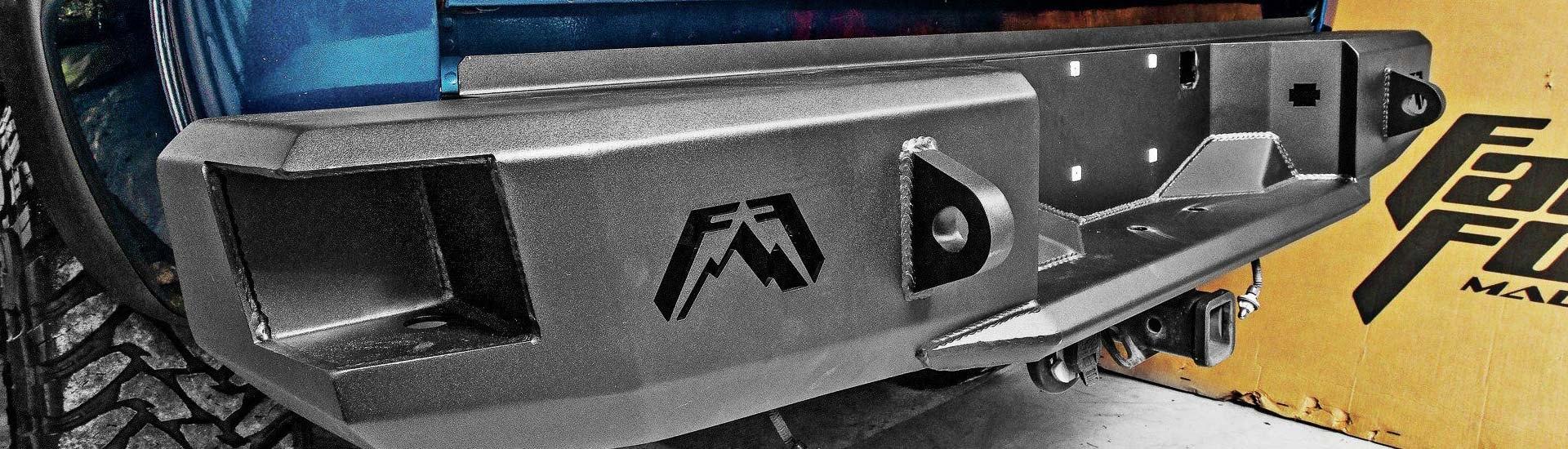 Custom 4x4 Off Road Steel Bumpers For Trucks Jeeps And Suvs Bumper Guard Honda Minivan