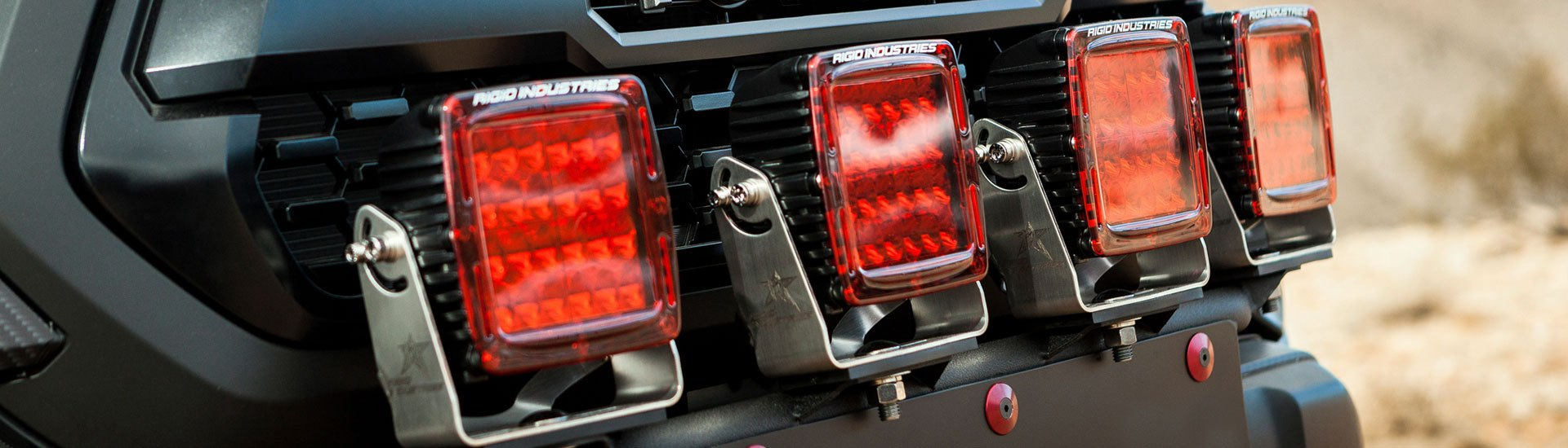 Off Road Lights Led Hid Fog Driving Light Bars Two Way Switch Red Wire