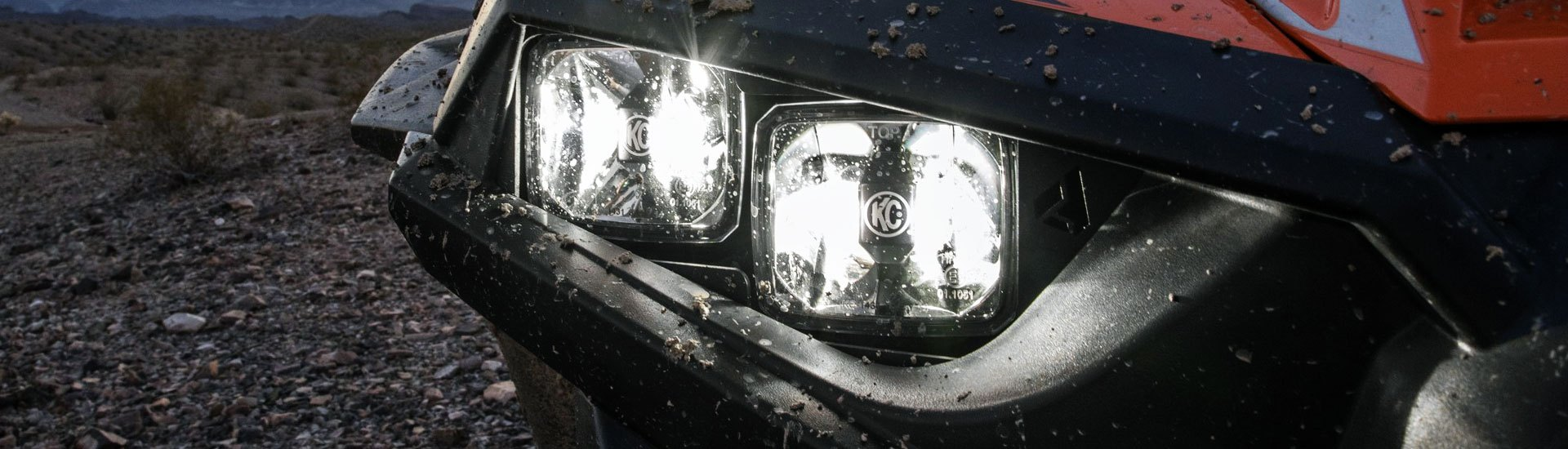 Off Road Lights Led Hid Fog Driving Light Bars Additionally Bar Wiring Harness On Kc Kit 4 11