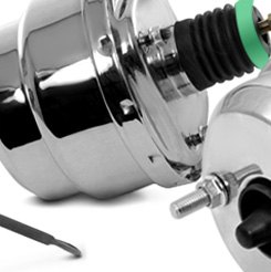 Omix-Ada® - Vacuum Power Brake Booster
