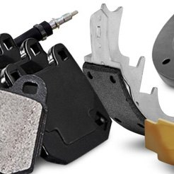 Centric® - Parking Brake Pads