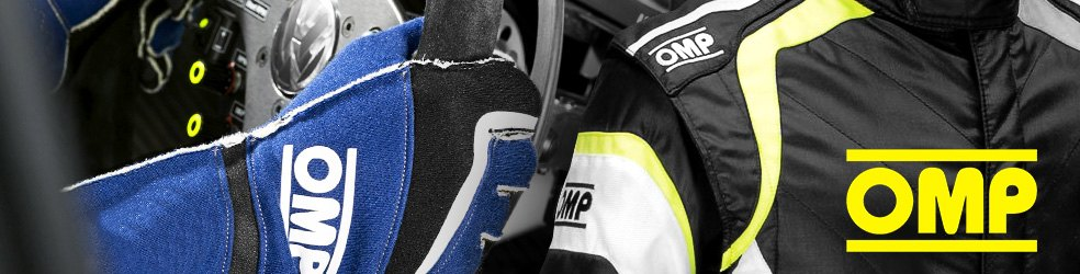 OMP Racing Gear