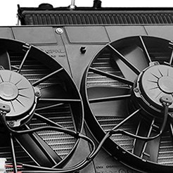 Performance Radiators | High Capacity, Aluminum – CARiD com