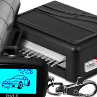 Paging Car Alarm Vehicle Security System