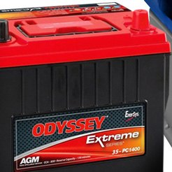 Odyssey - Extreme Series Battery