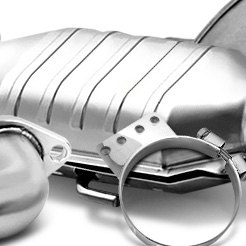 Replacement Direct Fit Catalytic Converter