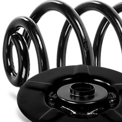 Black Replacement Springs