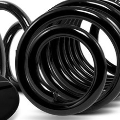 Heavy Duty Coil Spring