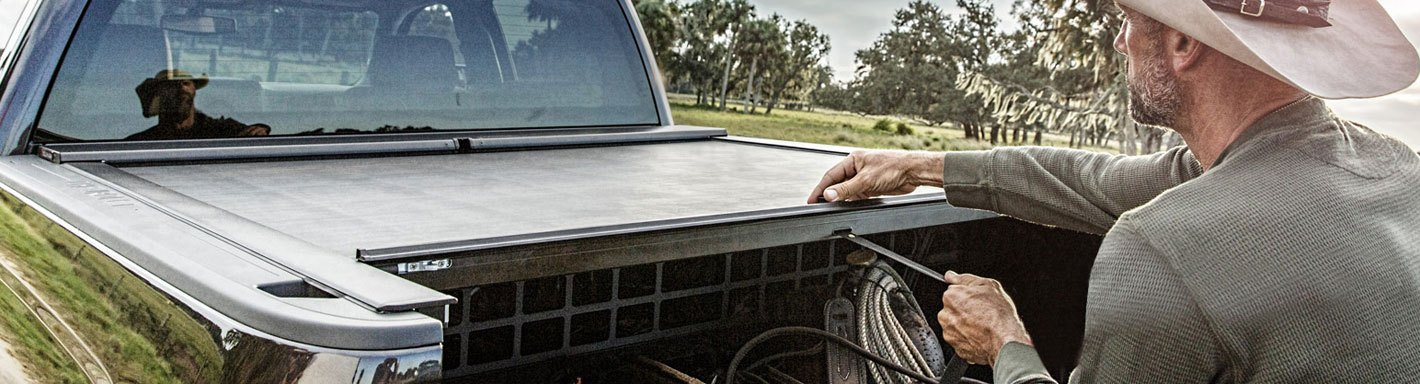 Chevy Retractable Tonneau Covers Power Low Profile Tool Box
