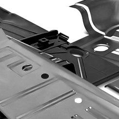 Floor Pans | Replacement Floor Panels, Footwells — CARiD com