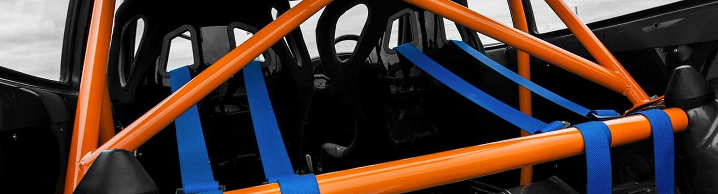 Allstar Performance Roll Cage Kit Neon