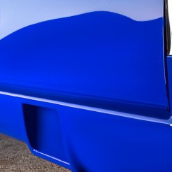 Blue Truck Roll Pan