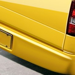 Yellow Truck Roll Pan