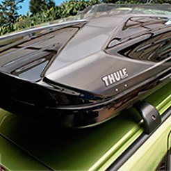 Thule Black Roof Cargo Boxes