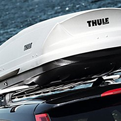 Thule-white Roof Cargo Boxes