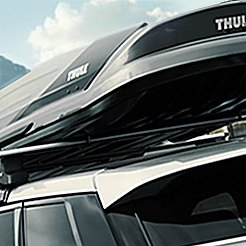 Thule Roof Cargo Box