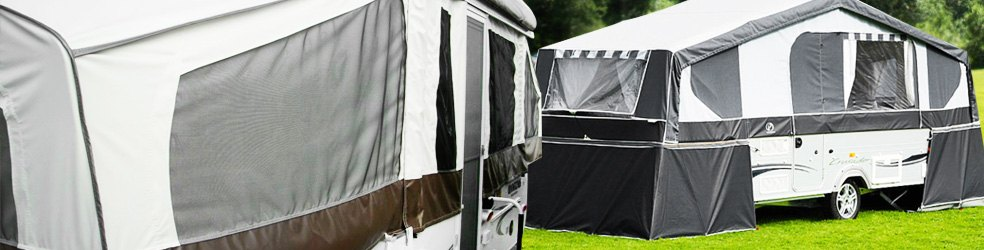 Folding Trailer Covers & Pop-Up Camper Covers | Waterproof Solar u2014 CARiD.com