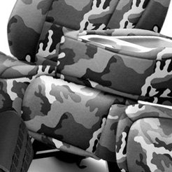 Coverking® Camouflage Custom Seat Covers