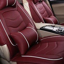 Premium Leather Custom Seat Covers