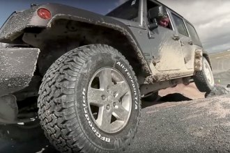 BFGoodrich Tires Proving Grounds