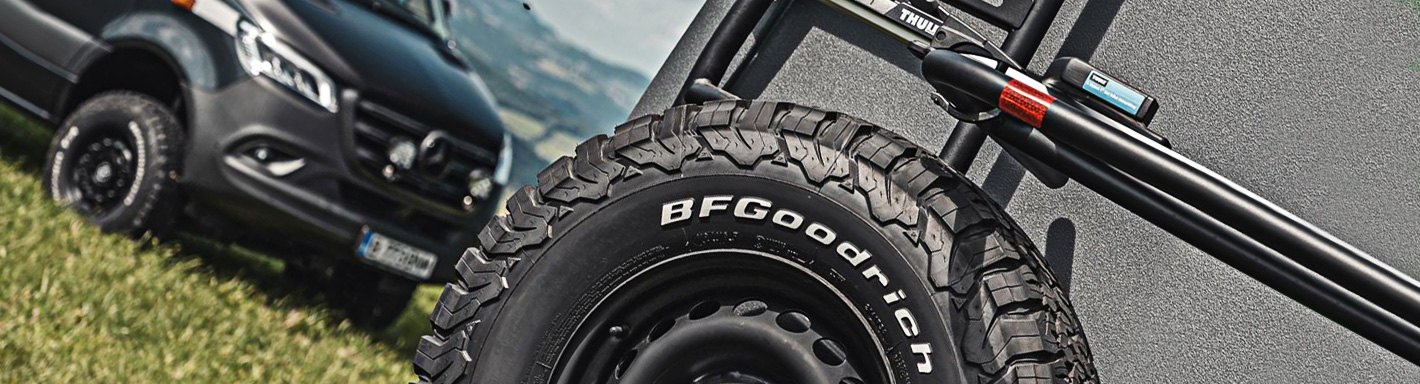 Surco TF200 Tire Carrier for Ford