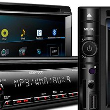 Kenwood Car Stereo