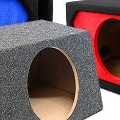Car Subwoofer Boxes   Sub Enclosures — CARiD com