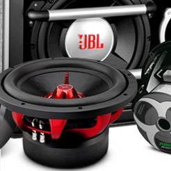 JBL Single Subwoofer Box