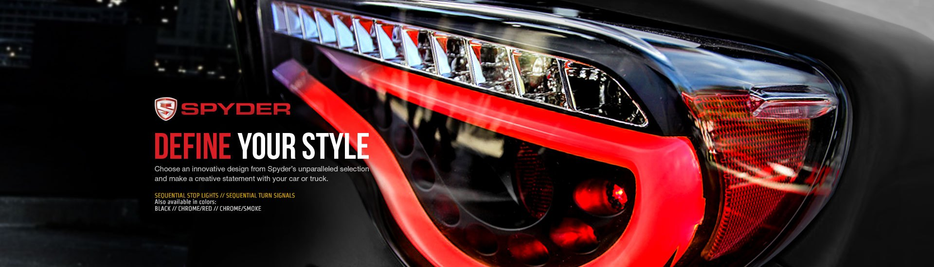 Tail Lights | Custom & Factory Tail Lights at CARiD.com