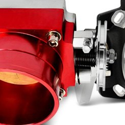 Performance Powdercoated Throttle Body