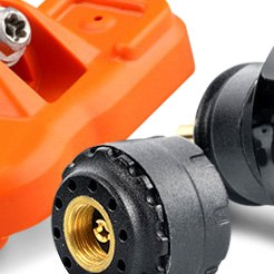 TPMS Sensor with Metal Valve Stem