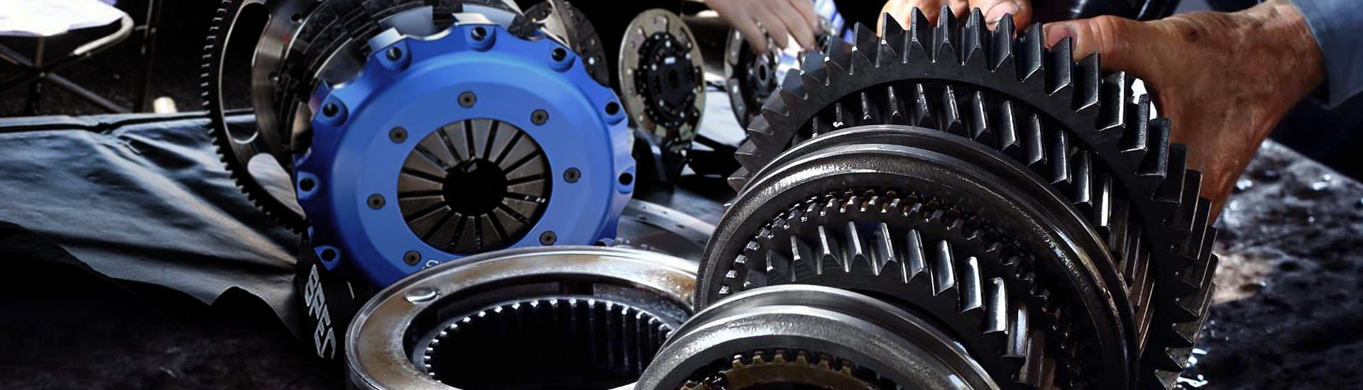 Performance Transmission Parts