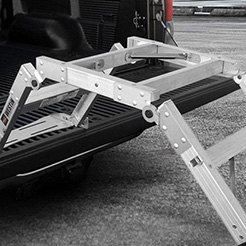 Truck Bed Steps Tailgate Steps Ladders Carid Com