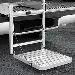 Truck Bed Steps Tailgate Steps Ladders Carid Com