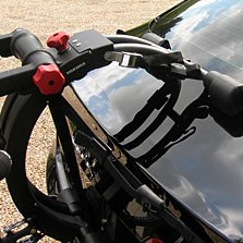 Yakima® - Black Trunk Mount Bike Rack