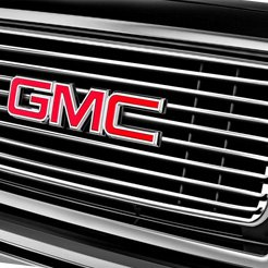APG® - Polished Tubular Custom Grille on GMC Envoy
