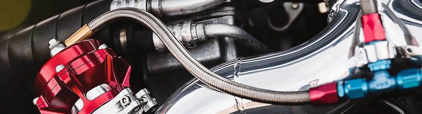 BD Diesel 1453106 Supercharger Oil Drain Line
