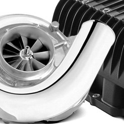 Chrome Turbocharger