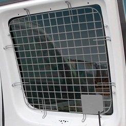 Van Window Safety Screens Rear Side Carid Com