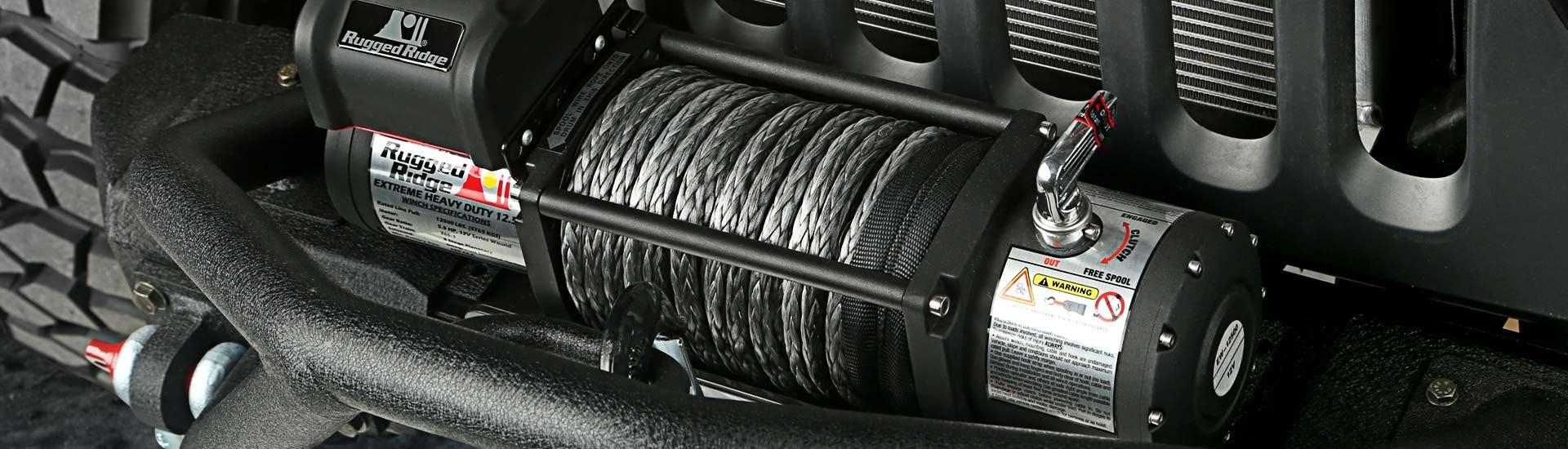 Winches Accessories Jeeps Trucks Suvs Warn 12 000 Lb Winch Additionally Wiring Diagram Also 4 11