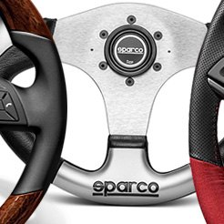 Sparco Racing Steering Wheel