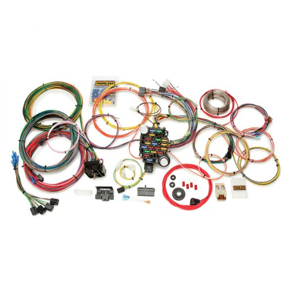 Painless Wiring Harness Problems : Painless performance products gm truck