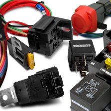 Painless Perfomance® - High Beam Headlight Relay Kit